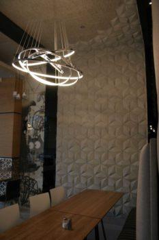 Diamenty restauracja warszawarealizacja klinika betonu