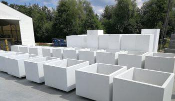 Donice betonowe klinika betonu