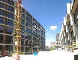 Biurowiec p4 warszawa elewacja betonowa klinika betonu 4 compressed