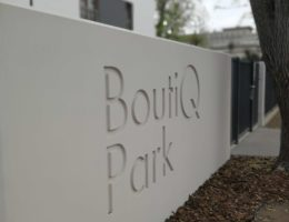 Ogrodzenie boutiq park warszaw realizacja klinika betonu 3 compressed