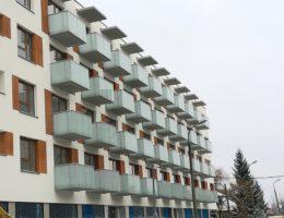 Plyty balkonowa osiedle lanciego warszawa realizacja klinika beto