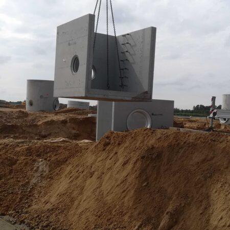 Zbiornik retencyjny wrecza park of poland2 realizacja sienkiewicz