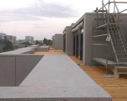 Biurowiec p4 warszawa elewacja betonowa klinika betonu 10 compressed
