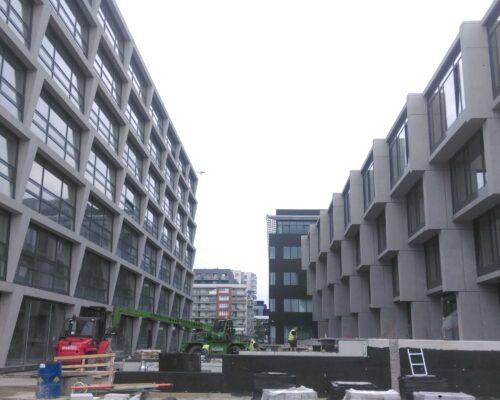Biurowiec p4 warszawa elewacja betonowa klinika betonu 8 compressed