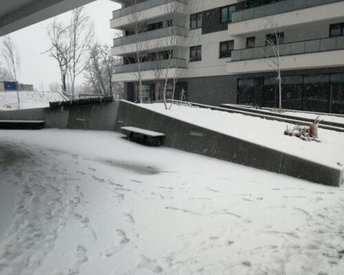 Klinika betonu murki oporowe osiedle miasto wola warszawa 2