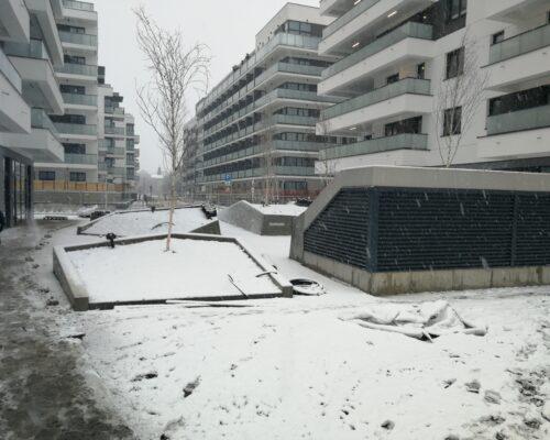 Klinika betonu murki oporowe osiedle miasto wola warszawa 3