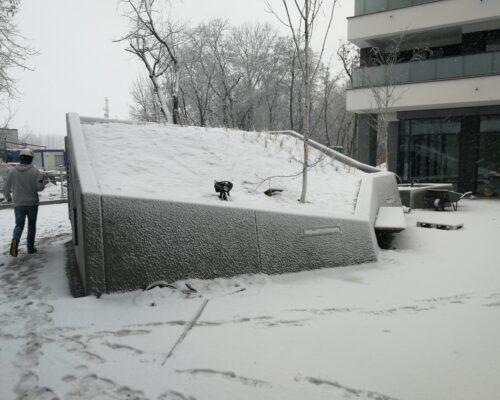 Klinika betonu murki oporowe osiedle miasto wola warszawa 4