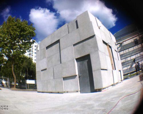 Klinika betonu elewacja instytut audiowizualny nina 12 kopia compressed