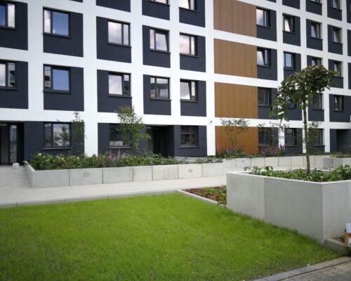 Murki oporowe osiedle stacja kazimierz warszawa realizacja klinika betonu 2