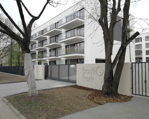 Ogrodzenie boutiq park warszaw realizacja klinika betonu compressed