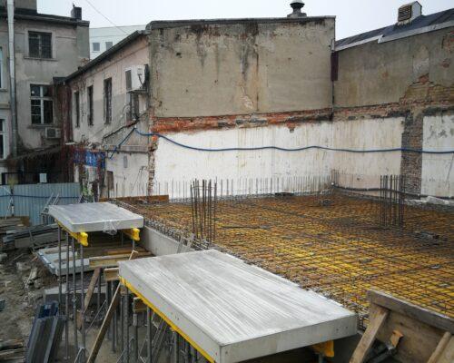 Osiedle nawrot 48 lodz balkony klinika betonu