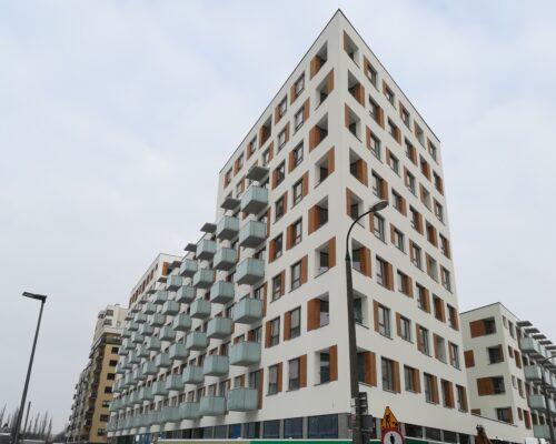Plyty balkonowa osiedle lanciego warszawa realizacja klinika betonu